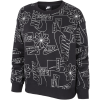 Nike-Icon Clash Sweatshirt-Black-2191722