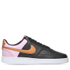 Nike-Court Vision Low-Black/Metallic Coppe-2191765
