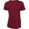 Nike-Pro T-shirt-Dark Beetroot/Black-2191783