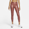 Nike-One Icon Clash 7/8 Tights-Claystone Red/Clayst-2191800