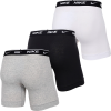 Nike-Everyday Cotton Stretch Boxershorts - 3 Pack-White/Grey Heather/B-2196521