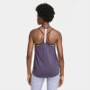 Nike-Dri-FIT Tank Top-Dark Raisin/Pink Gla-2200738