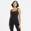 Nike-Yoga Luxe Tank Top-Black/Dk Smoke Grey-2200783
