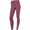 Nike-Dri-FIT One Tights-Light Mulberry/White-2200875