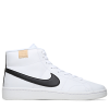 Nike-Court Royale 2 Mid-White/Black-white On-2201035