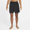 Nike-Yoga Dri-FIT Shorts-Black/Gray-2201253