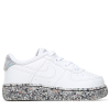 Nike-Air Force 1 Impact-White/White-metallic-2202111