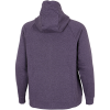 Nike-Essential Hoodie (Plus Size)-Dark Raisin/Htr/Whit-2202253