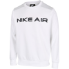Nike-Air Crew Sweatshirt-White/Photon Dust/Bl-2202638