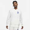Nike-Pullover French Terry Hættetrøje-White-2202690
