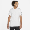 Nike-Repeat T-shirt-White/Black-2203012