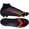 Nike-Mercurial Superfly 8 Elite FG Black X Prism-Black/Cyber-off Noir-2203153