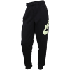 Nike-Club Fleece Bukser (Pluz Size)-Black/Barely Volt-2204100