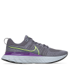 Nike-React Infinity Run Flyknit 2-Particle Grey/Volt-i-2210943