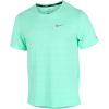 Nike-Dri-FIT Miler T-shirt-Green Glow/Reflectiv-2213204