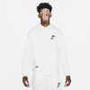 Nike-Essentials+ French Terry Hættetrøje-White/White-2238933