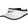 NikeCourt-AeroBill Featherlight Solskærm - Dame-White/White/Black/Bl-1509822