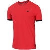 NikeCourt-Dry T-shirt-Action Red/Black/Whi-1552501