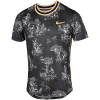 NikeCourt-Challenger T-shirt-Black/Canyon Gold-2092663