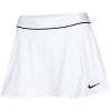 NikeCourt-Dri-FIT Tennisnederdel-White/Black/Black/Bl-2154586