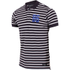 Peak Performance-Sting Striped Pique Polo-Deep Well-1516871