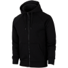 Peak Performance-Logo Zip-Up Hoodie-Black-1536772
