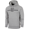 Peak Performance-Logo Hoodie-Med Grey Mel-1536777