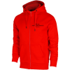 Peak Performance-Logo Zipped Hood - Herre-Poppy Red-2000279