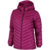 Peak Performance-Frost Down Hooded Jakke-Blood Cherry-2025890