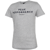 Peak Performance-Original T-shirt-Med Grey Mel-2058129