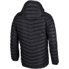 Peak Performance-Frost Down Hooded Jacket-Black-2109784