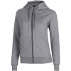 Peak Performance-Ground Zip Hoodie-Grey Melange-2110154