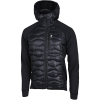 Peak Performance-Helium Hybrid Hooded Jakke-Black-2137382