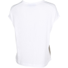 Peak Performance-Ground Cap Sleeve T-shirt-White-2137847