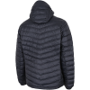 Peak Performance-Frost Down Hood Jakke-Black-2171264