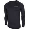 Peak Performance-Spirit Crew Baselayer-Black-2171316