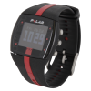Polar-FT7M Pulsur-Black/Red-1328460