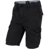 Quiksilver-Crucial Battle Cargo Shorts - Børn-Black-1528191