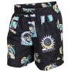"""Quiksilver-Island Pulse Volley Youth 14""""-Black-2197693"""
