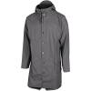 Rains-Long Jacket-Charcoal-2125613