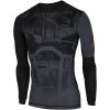 Reebok-Training Compression T-shirt L/Æ-Colgr7-2049489
