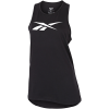 Reebok-Training Essentials Graphic Tank Top-Black-2205797