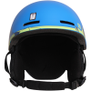 Salomon-Grom Skihjelm-Pop Blue Mat-2059428
