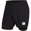 Saysky-2-IN-1 Løbeshorts-Black-2051036