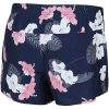 Saysky-Floral Pace Shorts 2.0-Maritime Blue Floral-2087514
