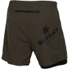 Saysky-2-IN-1 Løbeshorts-Olive-2087526