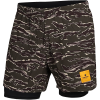 Saysky-Tiger 2-IN-1 Løbeshorts-Forest Tiger Camo-2129333