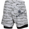 Saysky-2-IN-1 Løbeshorts-Snow Tiger Camo-2129346