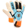 Select-88 Pro Grip Målmandshandsker-Lyseblå/Orange/Sort-1601735