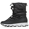 Sorel-Kinetic Boot-Black, White-2023617